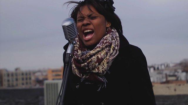 """""""2013 Knicks Poetry Slam"""""""